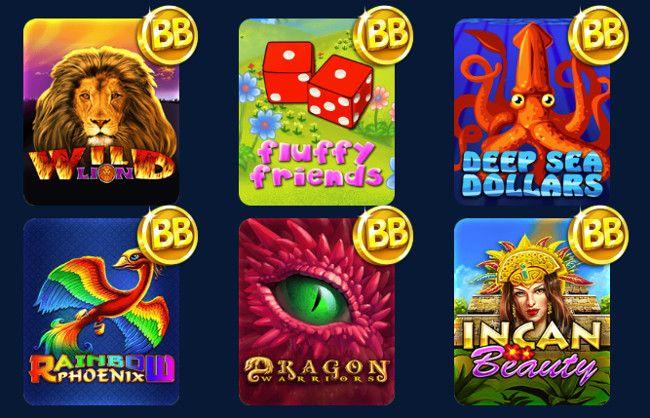 Bonus bucks big top casino
