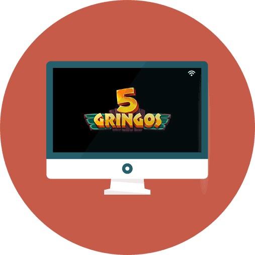 5Gringos-review