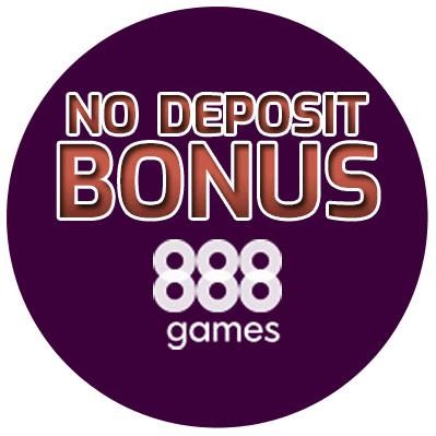 888Games - no deposit bonus cn4u
