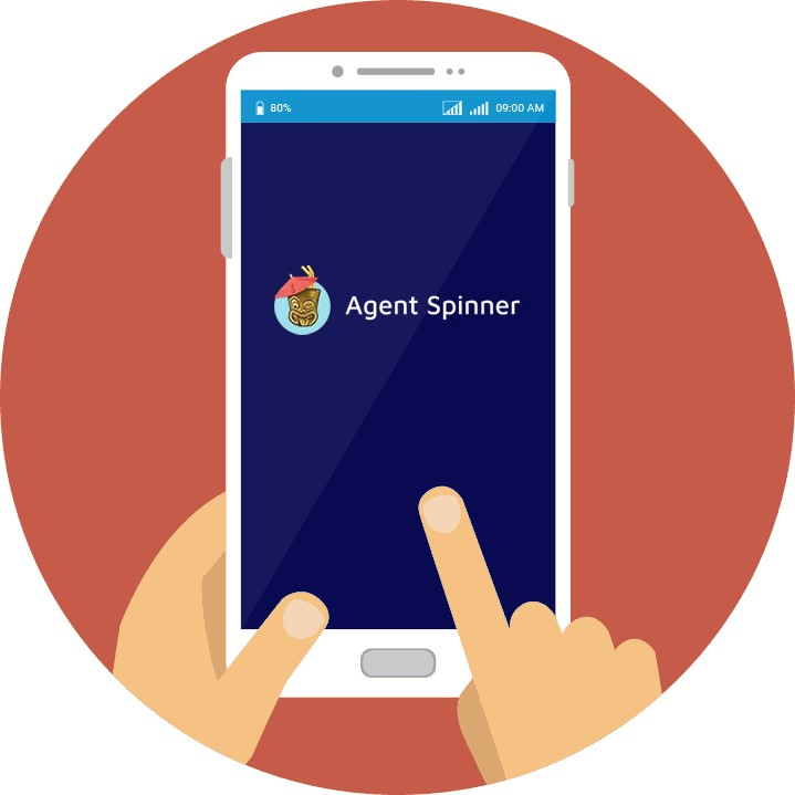 Agent Spinner Casino-review