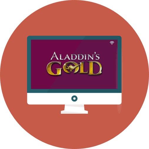 Aladdins Gold Casino-review