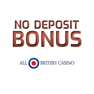 All British Casino - no deposit bonus cn4u