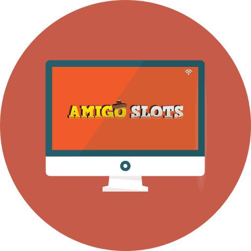 Amigo Slots Casino-review