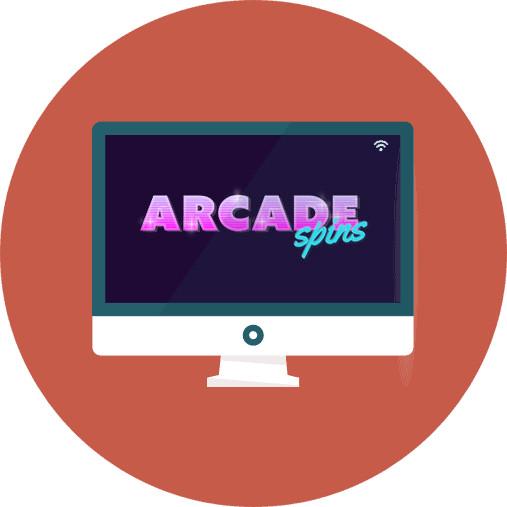 Arcade Spins Casino-review