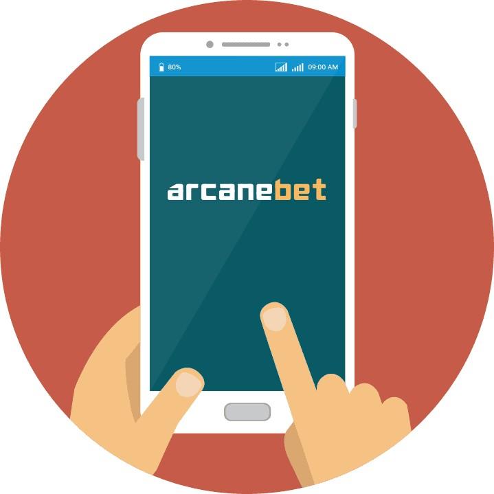 Arcanebet-review