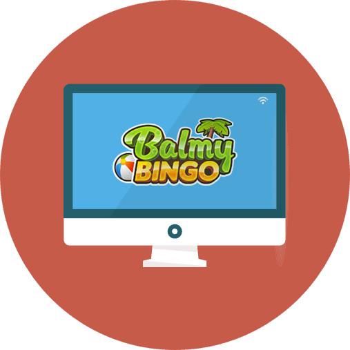 Balmy Bingo-review