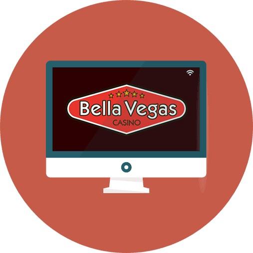 Bella Vegas Casino - casino review