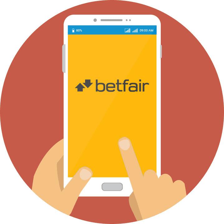 Betfair Casino-review