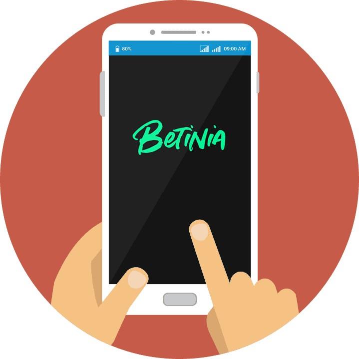 Betinia-review