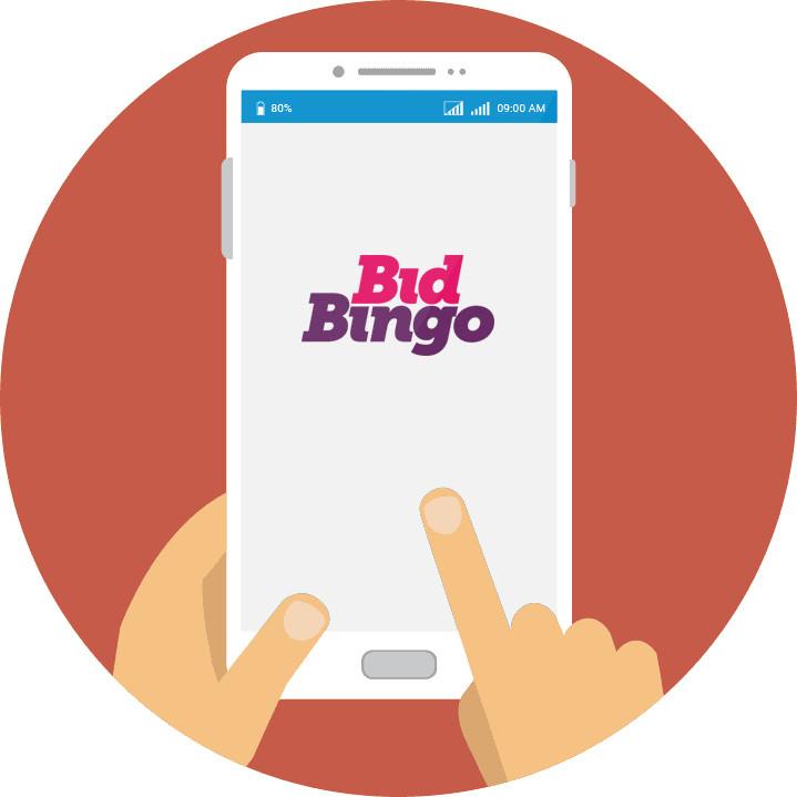 Bid Bingo Casino-review