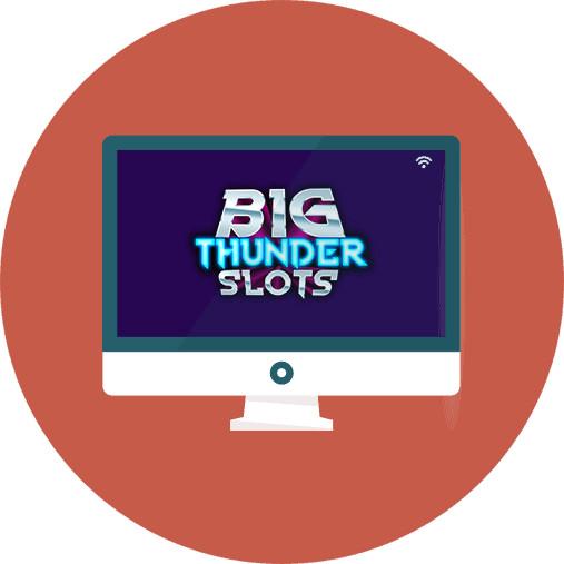 Big Thunder Slots-review