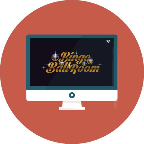 Bingo Ballroom Casino-review