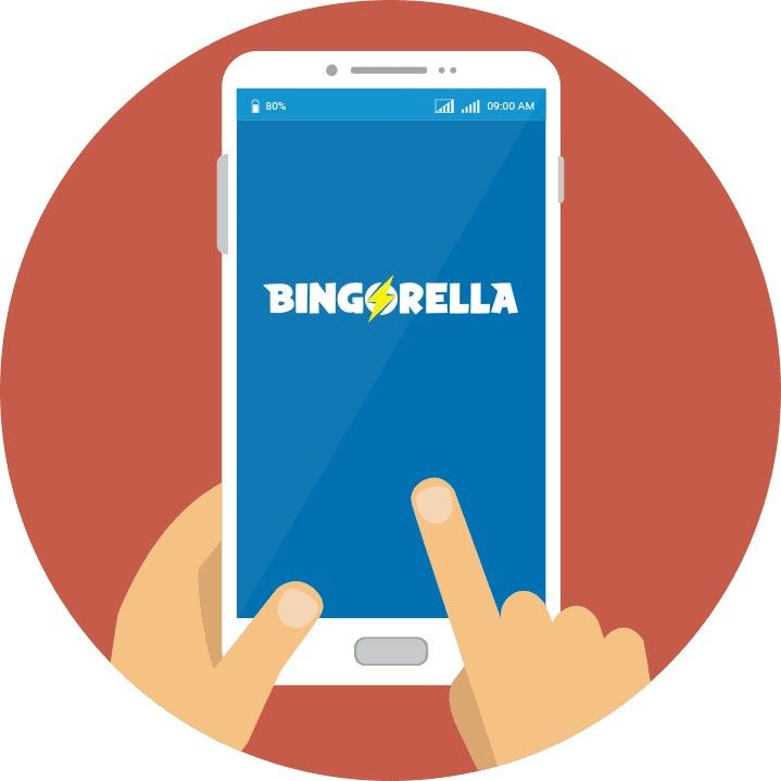 Bingorella Casino - Mobile friendly