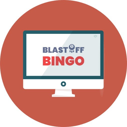 Blastoff Bingo-review