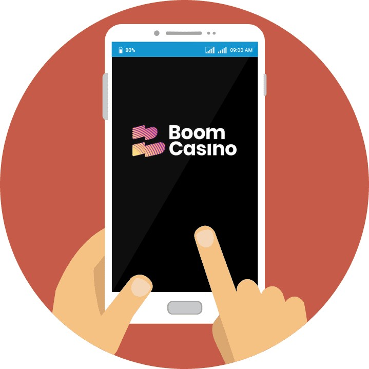 Boom Casino-review