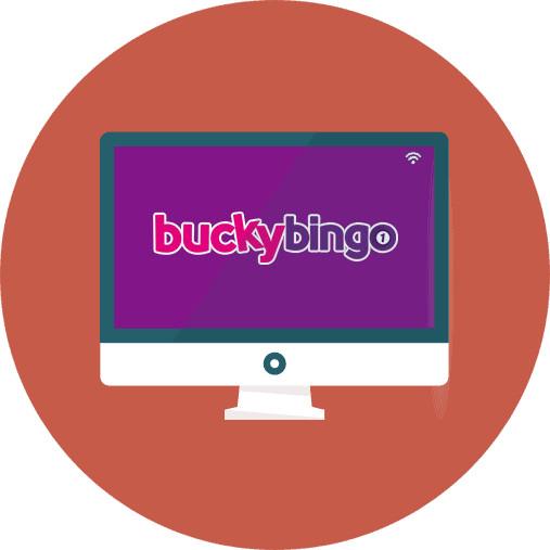 Bucky Bingo Casino-review