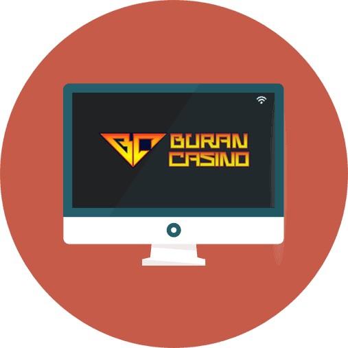 Buran Casino-review