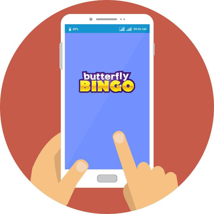 Butterfly Bingo Casino-review