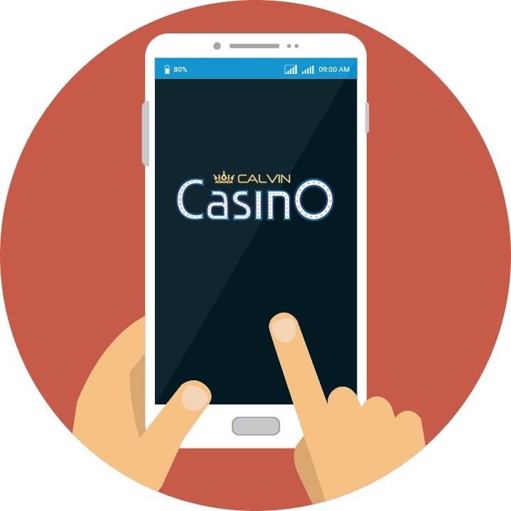 Calvin Casino-review