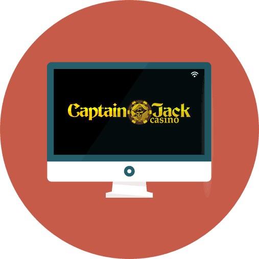 Captain Jack-review
