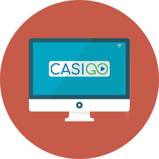 CasiGO-review