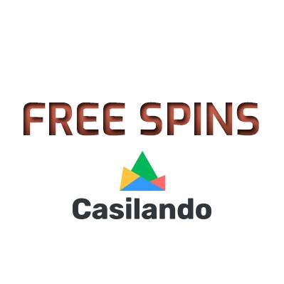 Latest free spins from Casilando Casino