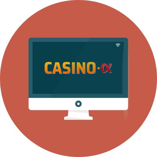 Casino Alpha-review