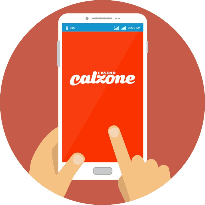 Casino Calzone-review