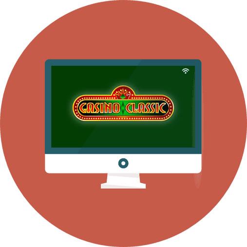 Casino Classic-review