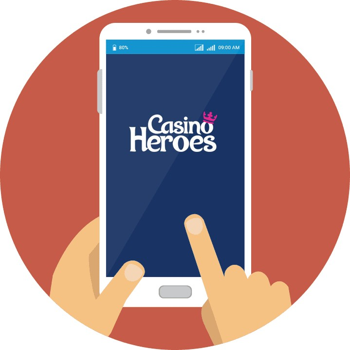 Casino Heroes-review