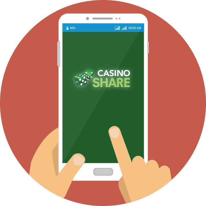 Casino Share-review