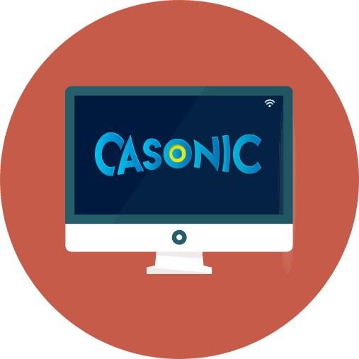 Casonic Casino-review