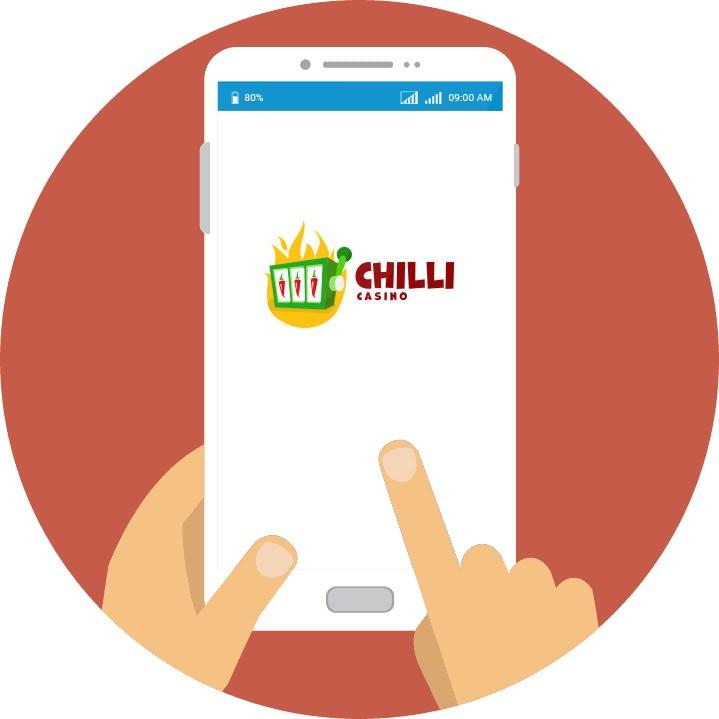 Chilli Casino-review