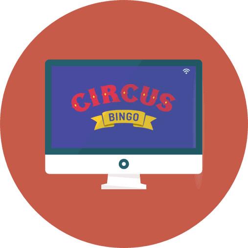 Circus Bingo Casino-review