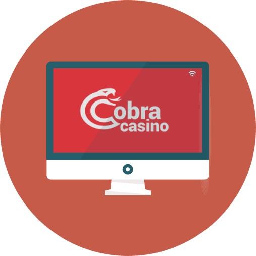 Cobra Casino-review
