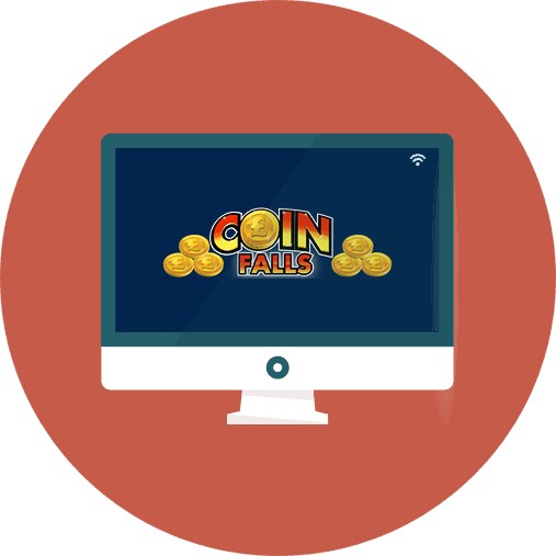 CoinFalls Casino-review