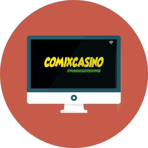 Comix Casino-review