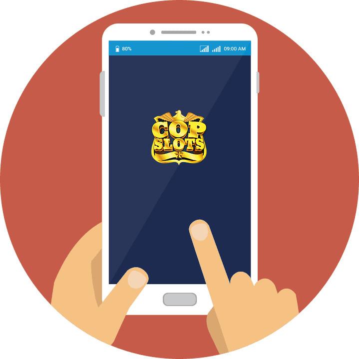 Cop Slots-review