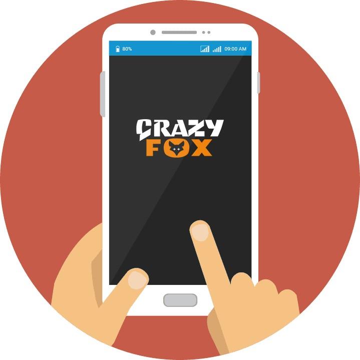 Crazy Fox-review