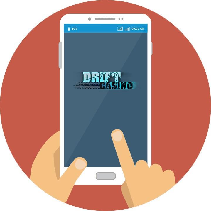 Drift Casino-review
