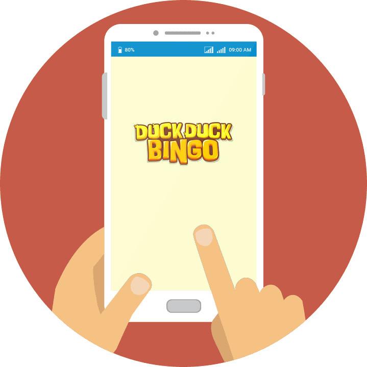 Duck Duck Bingo Casino-review