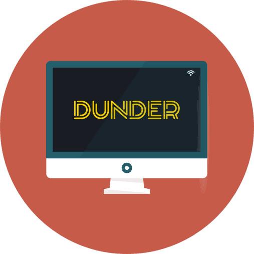 Dunder Casino-review