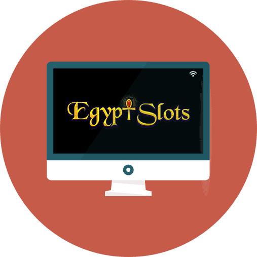Egypt Slots Casino-review