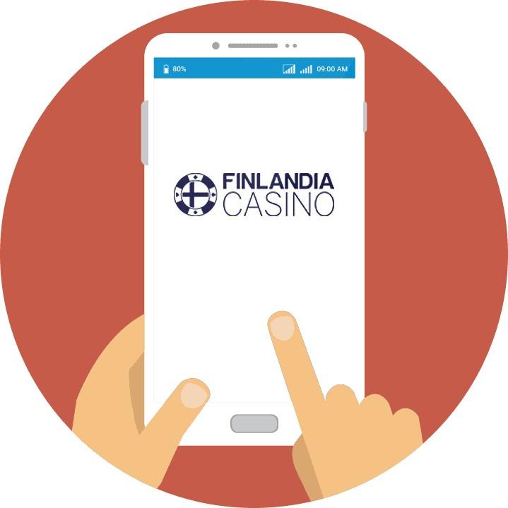 Finlandia Casino-review