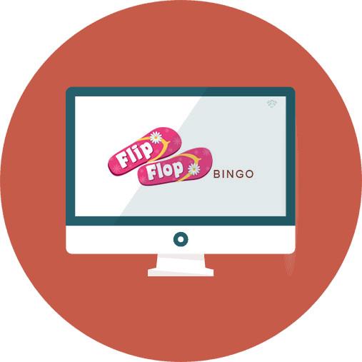 Flip Flop Bingo-review
