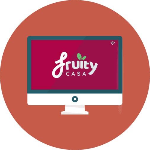 Fruity Casa Casino-review