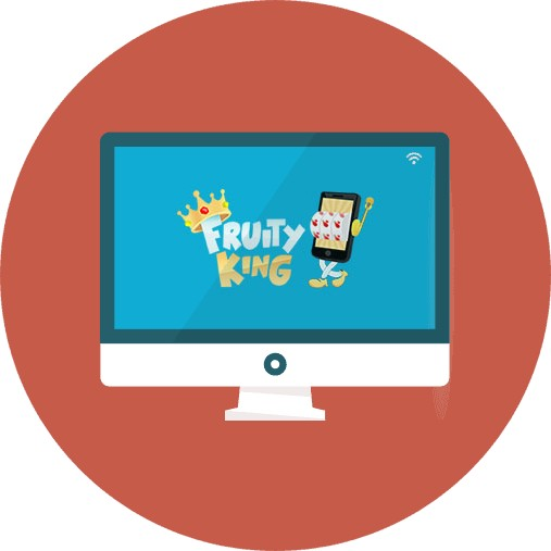 Fruity King Casino-review