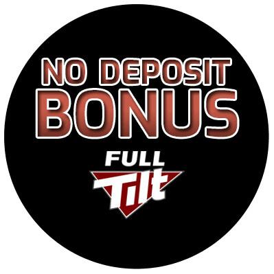 Full Tilt - no deposit bonus cn4u