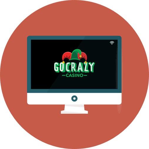 GoCrazy Casino-review