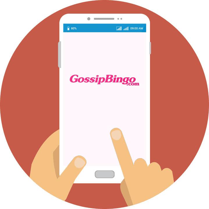 Gossip Bingo-review